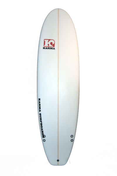 Dulan custom surfboard front image