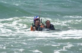 curso completo kitesurf Estepona
