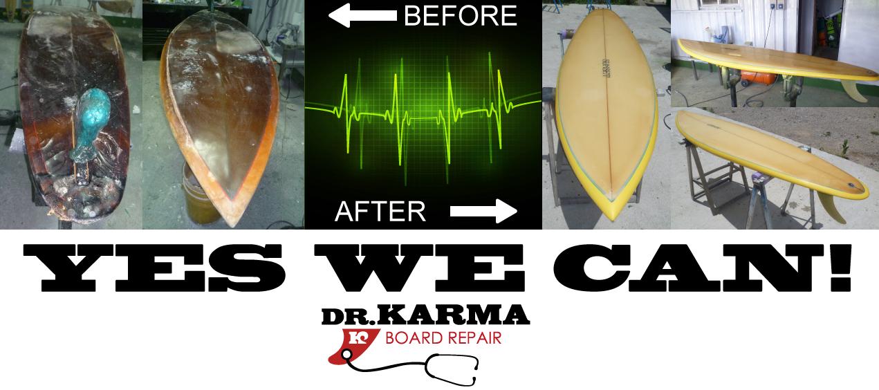 Surf board repairs costa del sol Marbella Estepona Sotogrande